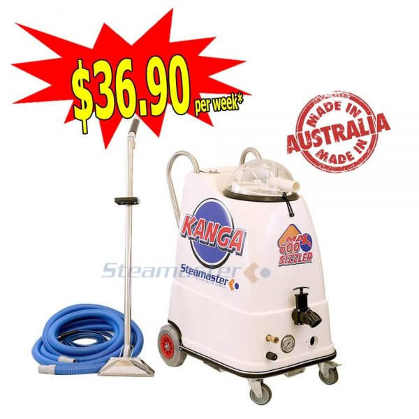 Kanga 600 with Pre Heater Carpet Cleaning Business Start Up Package 5588 plus 400 5988 600x600