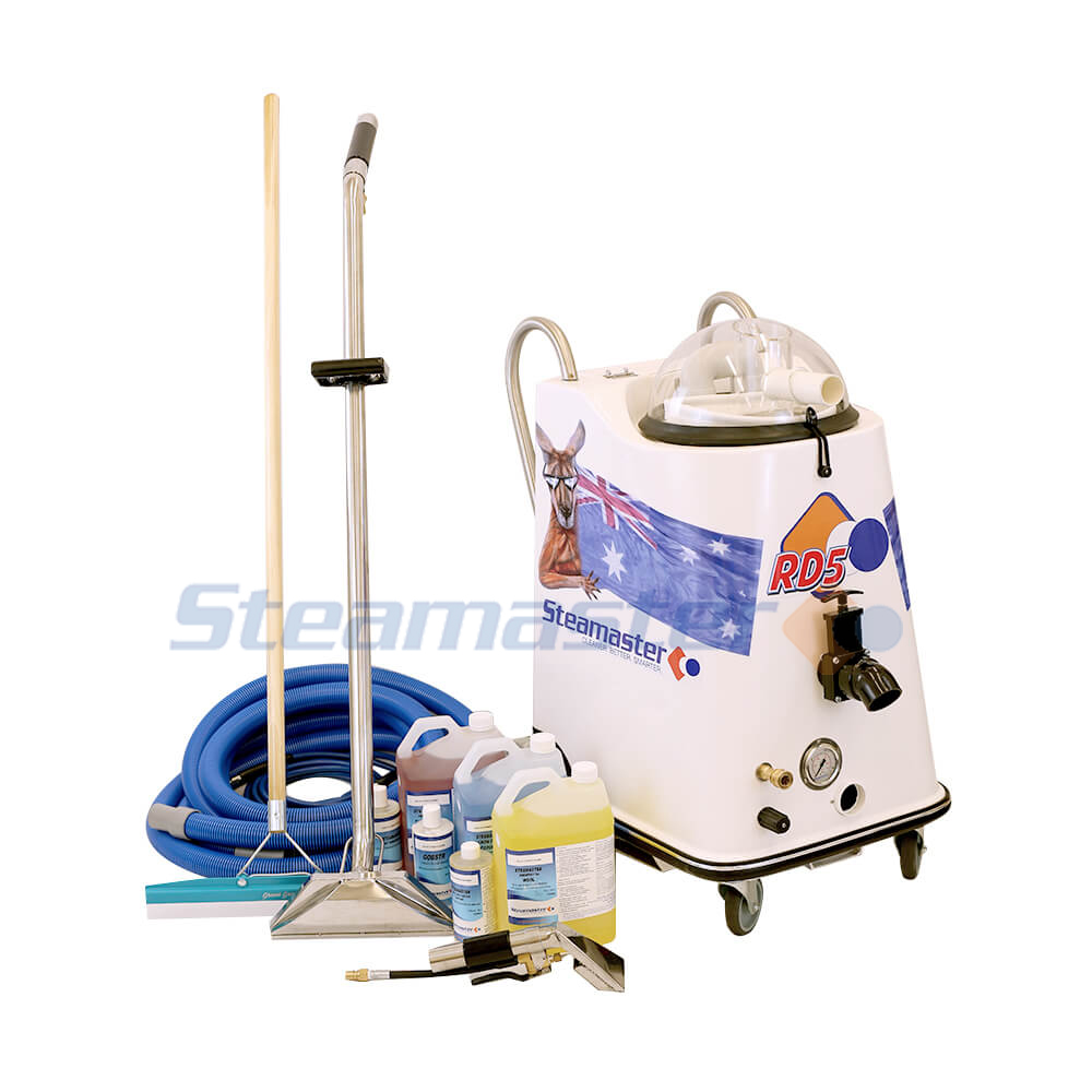 Steamaster Steamvac Rd5 Carpet And Upholstery Cleaning