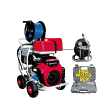 Drain Jetter Products