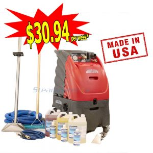 American Sniper 80-3500 Carpet & Upholstery Cleaning Business Package-4888 SALE 4488