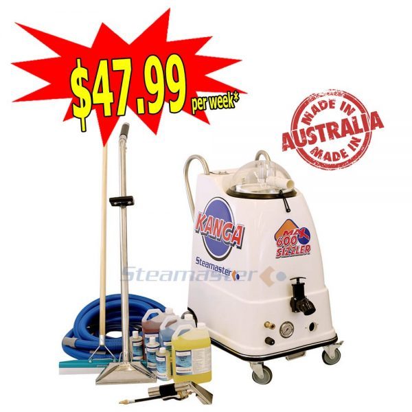 Kanga 600 with Continuous Flow Heater Carpet Upholstery Cleaning Business Start Up Package 7388 plus 400 7788 300x300
