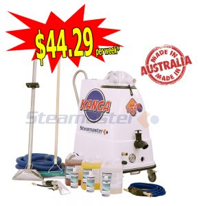 Kanga 600 with Pre-Heater Carpet & Upholstery Cleaning Business Start Up Package-7188
