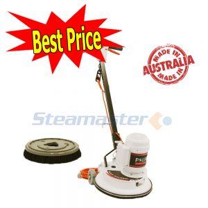 Polivac C27 Rotary Floor Scrubber with Hard Floor Brush 300x300