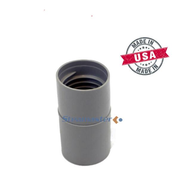 Vacuum Hose Cuff 1 5 hose end x 2 cuff end 300x300