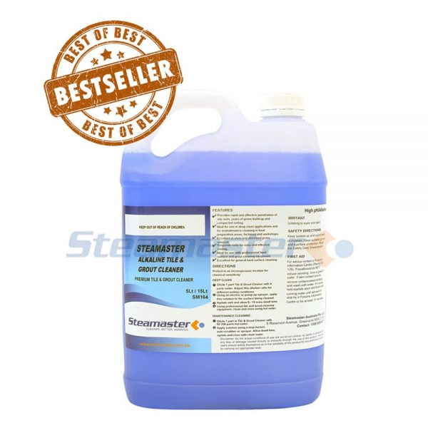 Alkaline Tile And Grout Cleaning Solution