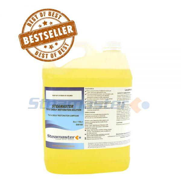 Tile Grout Restoration Solution 5L add best seller 300x300