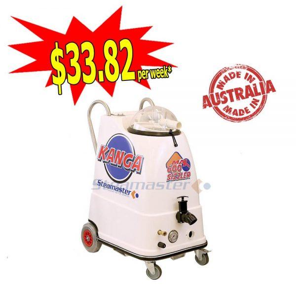 Kanga 600 with Pre Heater Carpet Cleaning Machine 5088 plus 400 5488 300x300