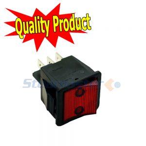 Polivac Predator MKII III Switch Heater