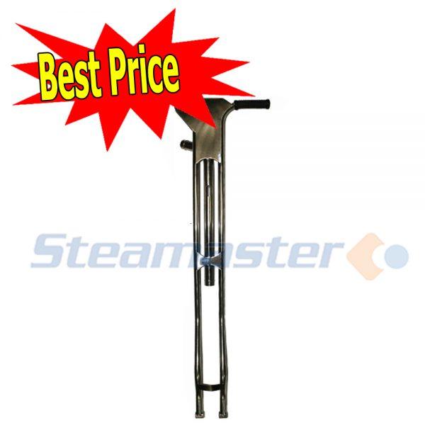 Turbo Hybrid Stainless Steel Hybrid Handle 300x300