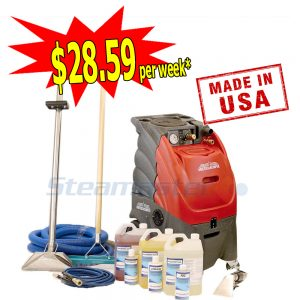 American Sniper 80-2300 300 PSI Carpet & Upholstery Cleaning Business Package