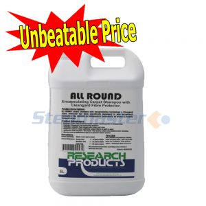 Research Products All Round Encapsulating Carpet Shampoo 5L