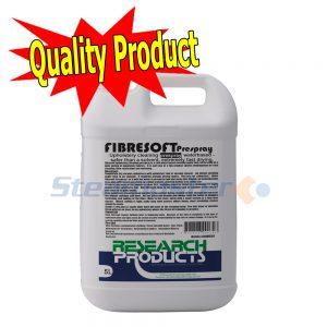 Research Products Fibresoft Prespray Upholstery Pre-Spray 5L