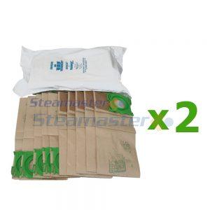 Windsor Vacuum Bags (20 Bags)