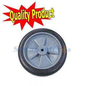 Solid Back Wheel