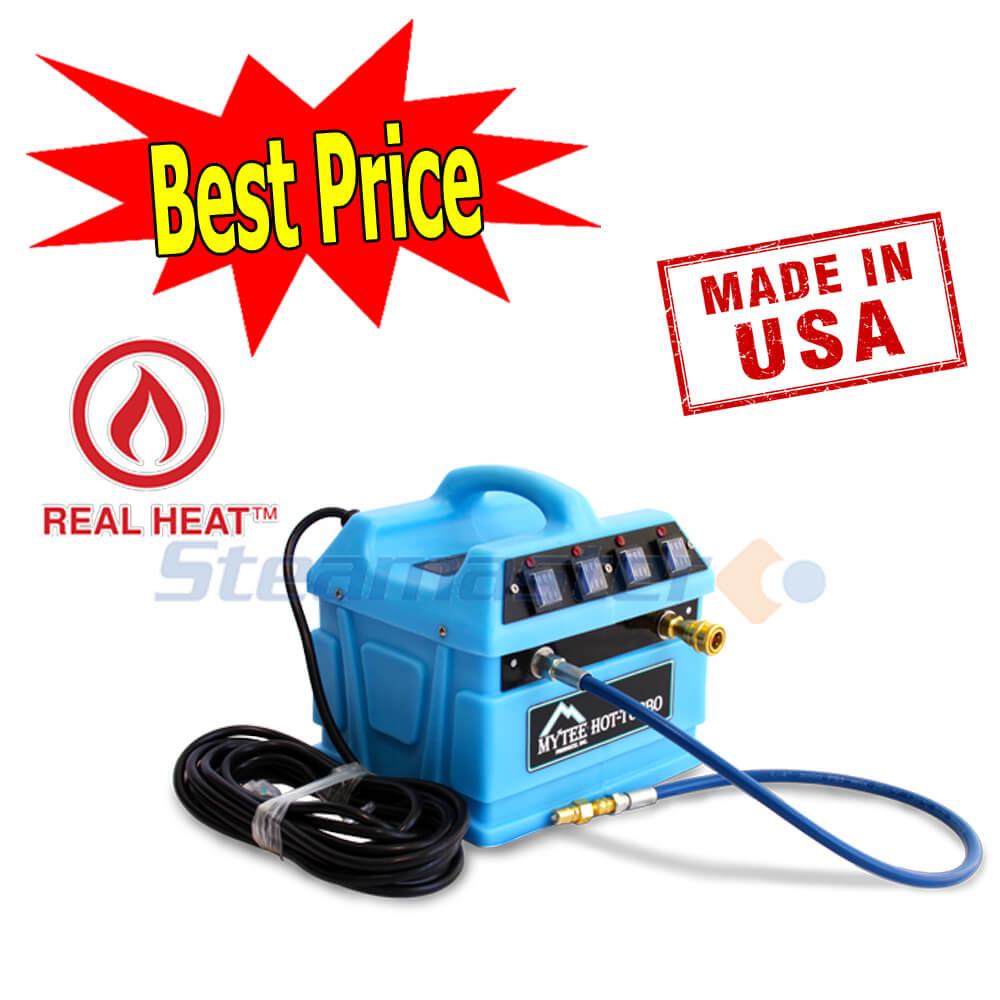 Mytee Hot Turbo Portable Heater Razorback Heat Mate