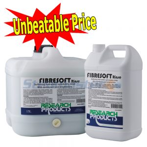 Research Products Fibresoft Rinse 15L