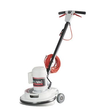 Polivac C25 Floor Polisher With Pad Holder Polivac