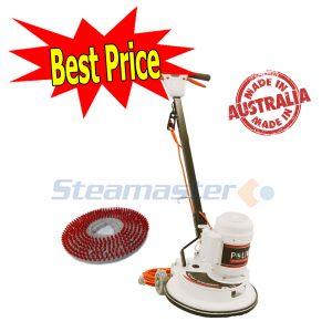 Polivac C25 Floor Polisher with Short Trim Pad Holder 1488 600x600