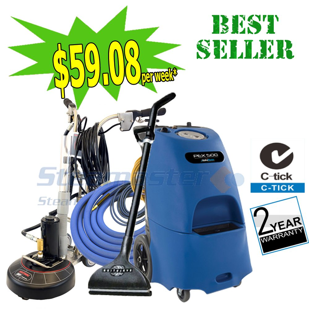Best Equipment For Carpet Cleaning Business Pex 500