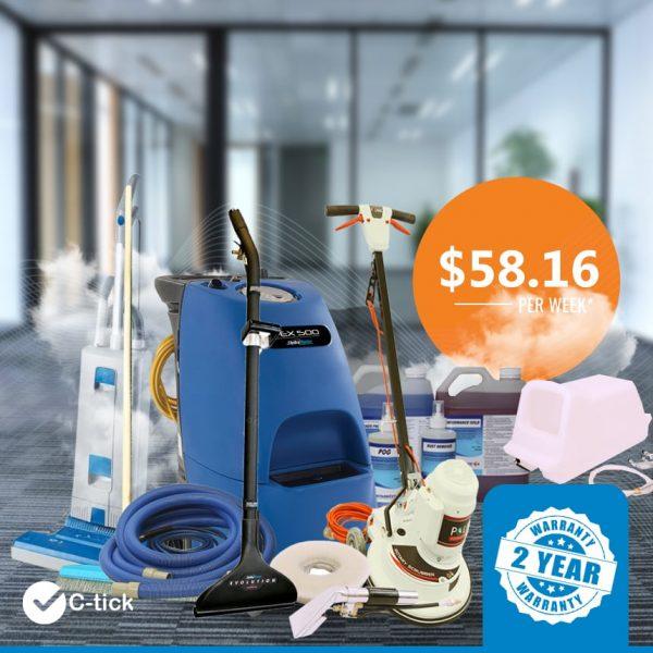 Carpet Cleaning Starter Kit Carpet Extractor Machine