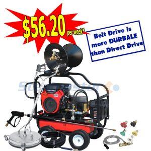 web Honda GX630 Steamaster Hurricane 2128EHD hose reel mosmatic10178