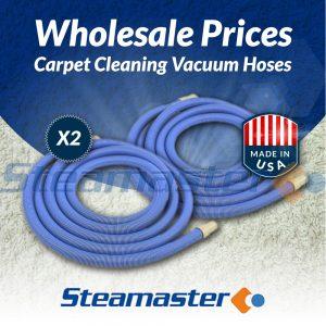 Carpet Cleaning 2 Vacuum hoses