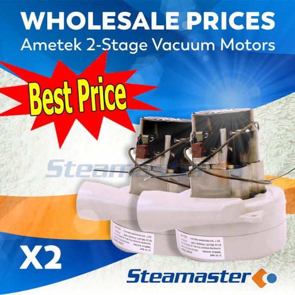 2 x Vacuum Motor Ametek 3 300x300