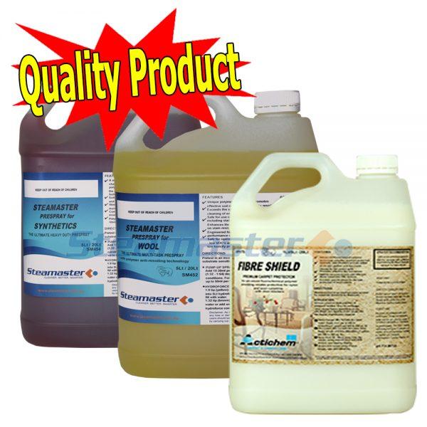 Synthetics Prespray for Wool Fibreshield 300x300