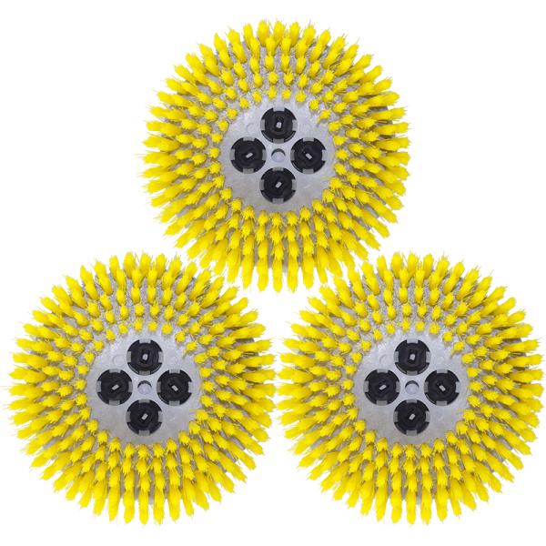 cimex Yellow Poly Brushes x3 600x600