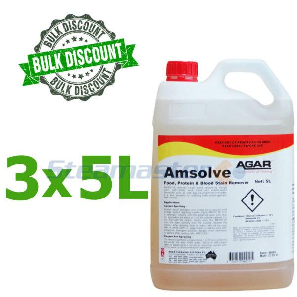 Agar Amsolve Blood Protein Remover 15L 300x300