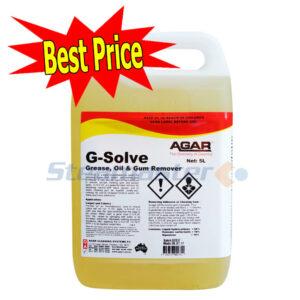 Agar G Solve Grease Oil Gum Remover 5L 300x300