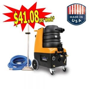 GoodFX X5 Auto LX Motors Carpet Cleaning Business Start Up Package